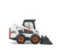 Bobcat S630 skid-steer loader.