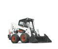 Bobcat S650 skid-steer loader.