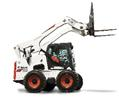 Bobcat S850 skid-steer loader.