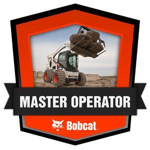 Master Operator Badge