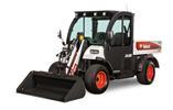 Newly Redesigned Bobcat Utility Work Machine