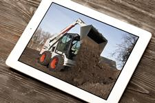 Online operator training courses for compact track loaders are internet accessible and mobile capable.