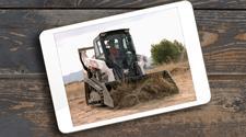 Bobcat skid-steer loader, compact track loader and all-wheel steer loader operator safety video.