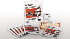 Operator training course for Bobcat Toolcat™ utility work machines.