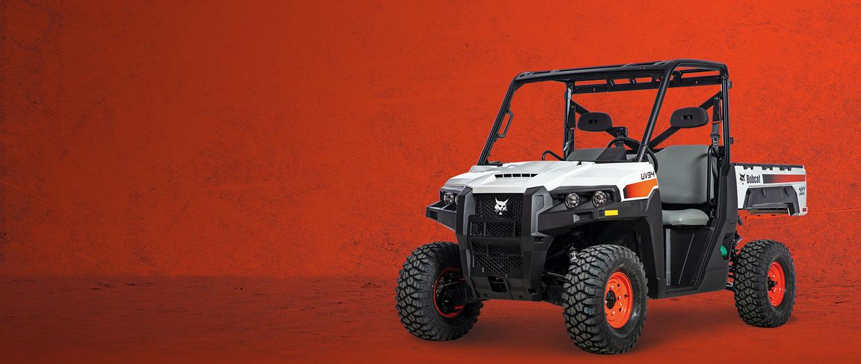 Bobcat UV34 Diesel Utility Vehicle