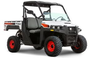 Cut Out Background Image Of Bobcat UV34 Utility Vehicle (UTV)