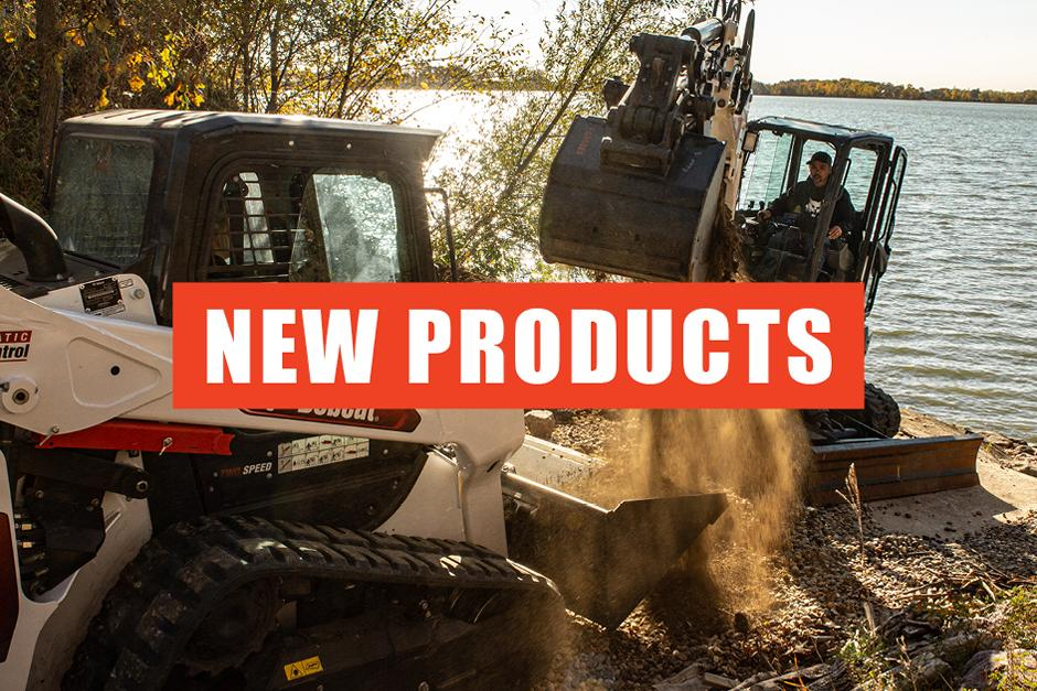 New Products To Bobcat End Of Year Video