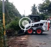 Road Side Cleaning