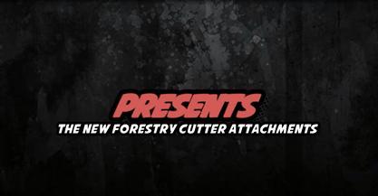 Bobcat Forestry Cutter Attachment video